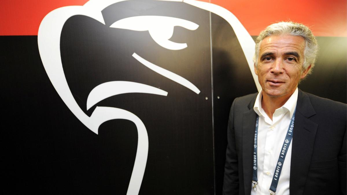 Jean-Pierre Rivère, OGC Nice