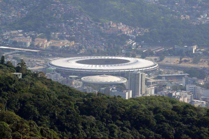Stade Maracana, Rio