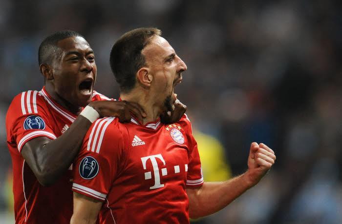 Franck Ribéry, OM