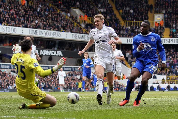 Tottenham et Everton