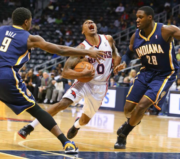 Ian Mahinmi, Indiana Pacers