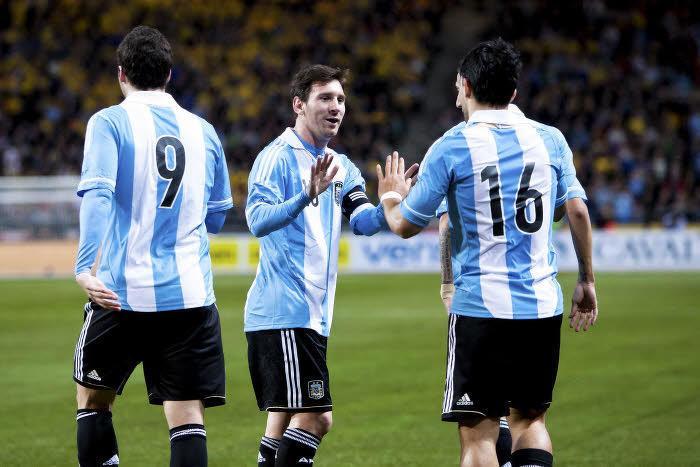 CDM 2014 : Le coup de gueule du sélectionneur argentin pour Messi !