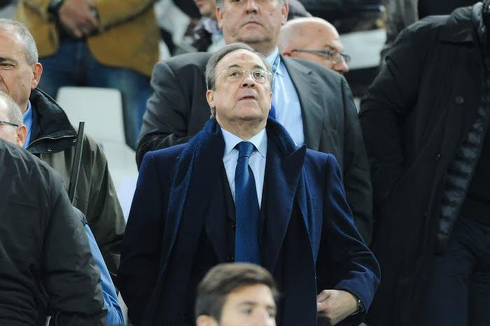 Florentino Pérez, Real Madrid