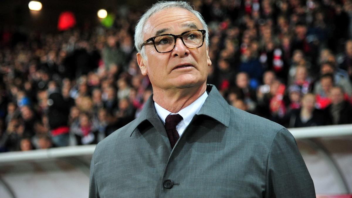 Claudio Ranieri, AS Monaco
