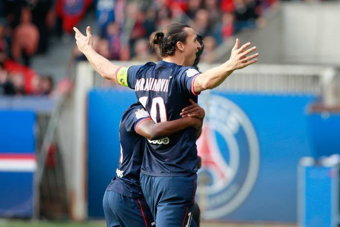 Ligue des Champions - PSG : La 100ème de Zlatan Ibrahimovic !