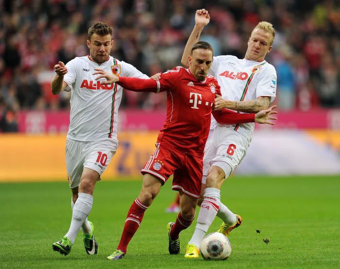 Franck Ribéry, Bayern Munich