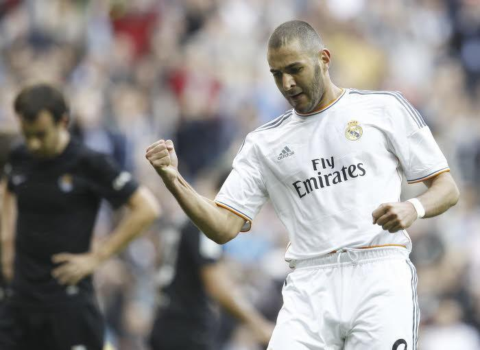 Real Madrid, Benzema