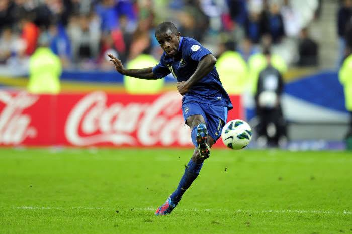 Rio Mavuba est entré en jeu, les Bleus gagnent contre le Honduras