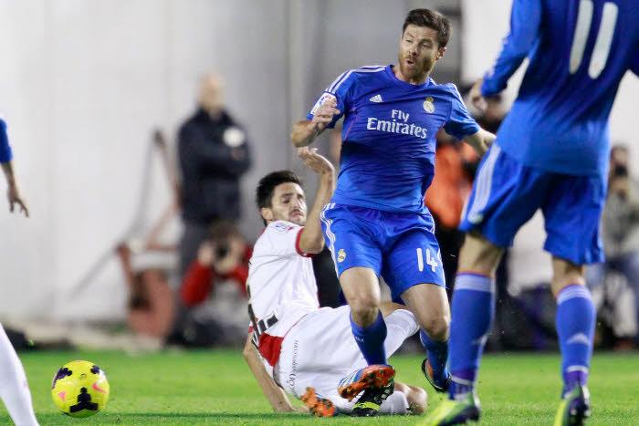 Xabi Alonso, Real Madrid