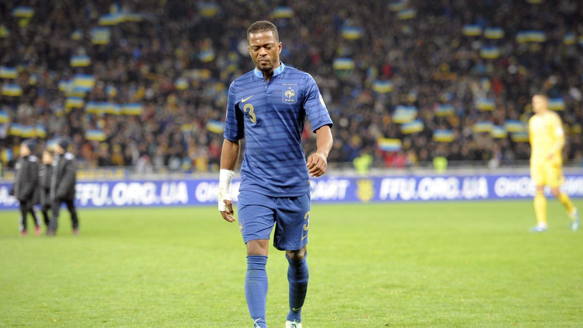 Patrice Evra, équipe de France