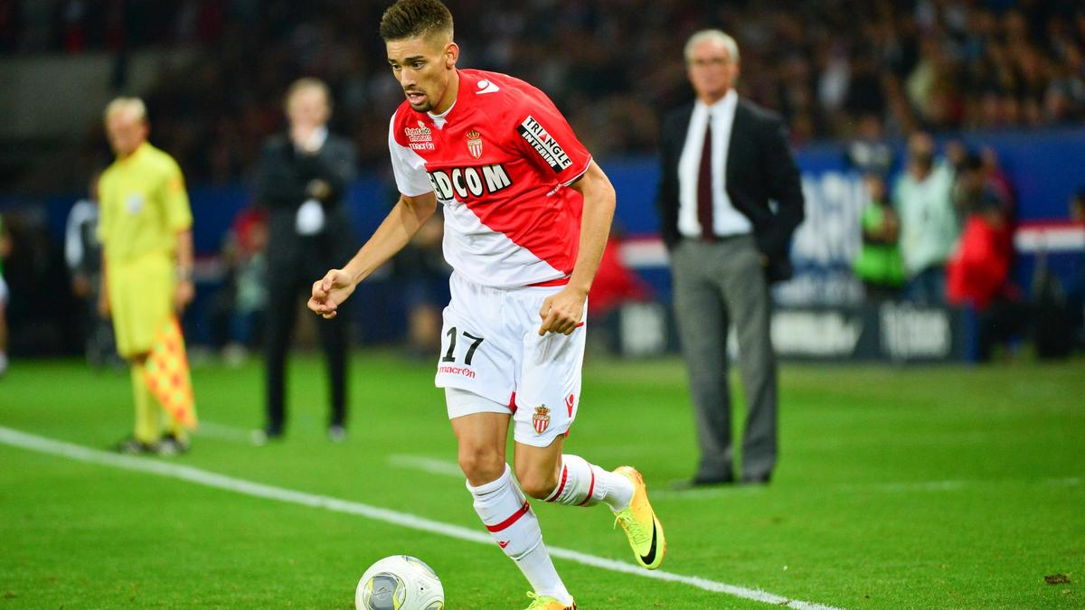 Yannick Ferreira Carrasco, AS Monaco