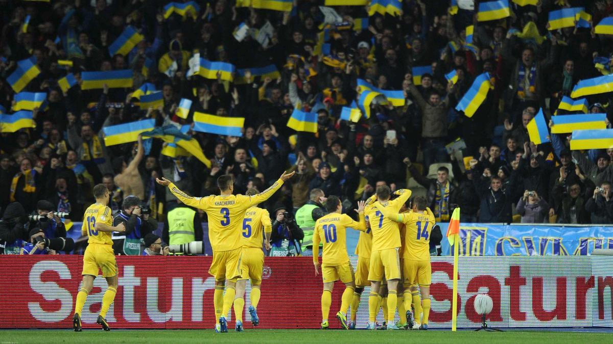 Ukraine - France