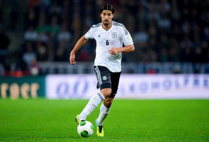 Sami Khedira, Allemagne