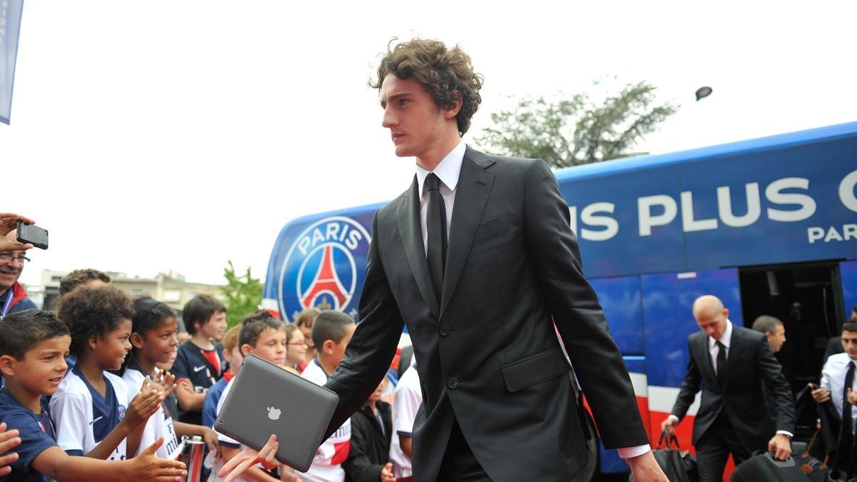 Adrien Rabiot, équipe de France