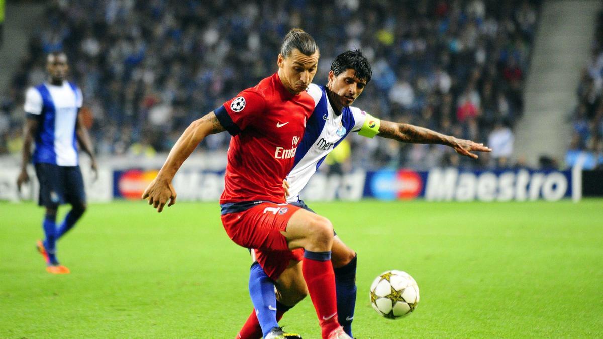 Lucho Gonzalez & Zlatan Ibrahimovic