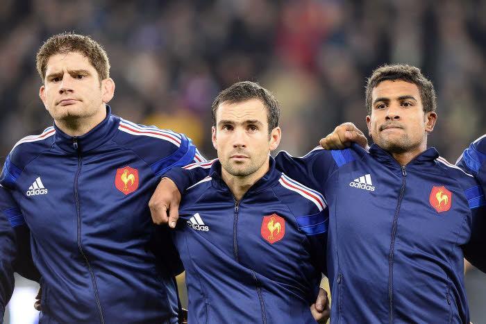 Morgan Parra, XV de France