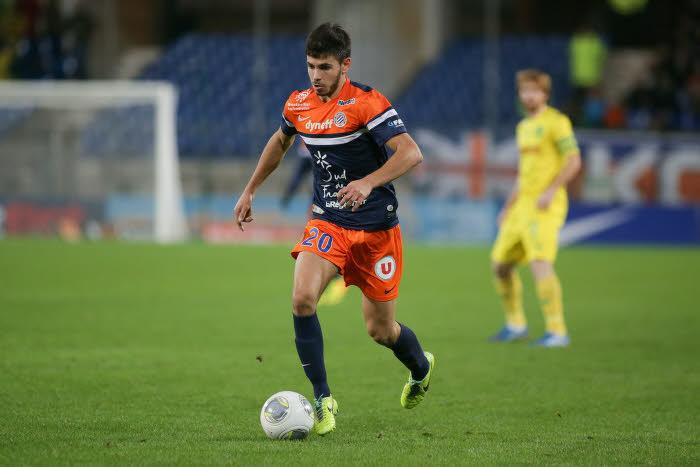 Morgan Sanson, Montpellier
