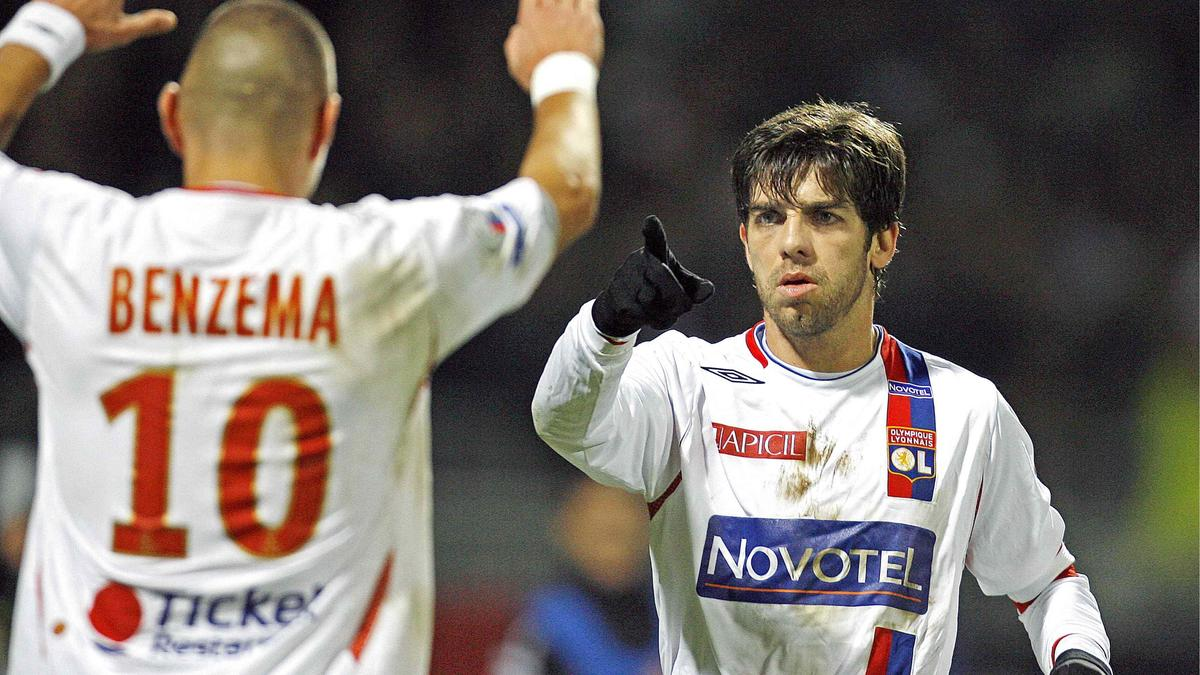 Karim Benzema & Juninho