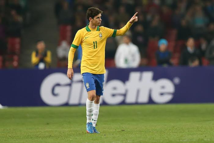 Oscar, Brésil