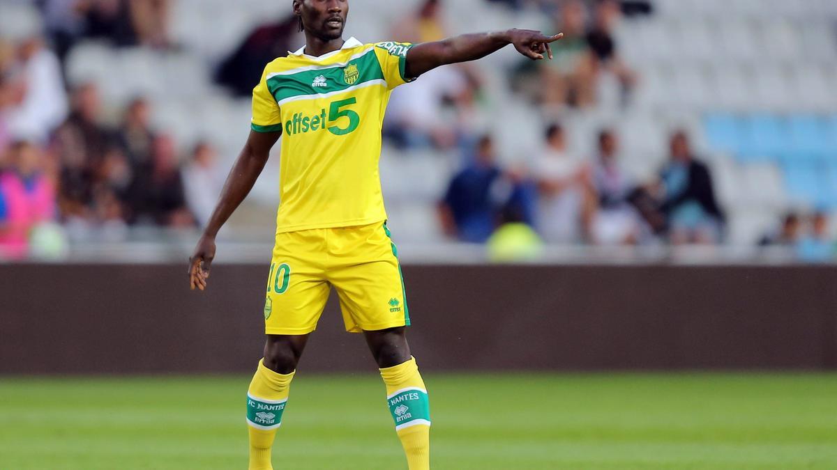 Ismaël Bangoura, FC Nantes