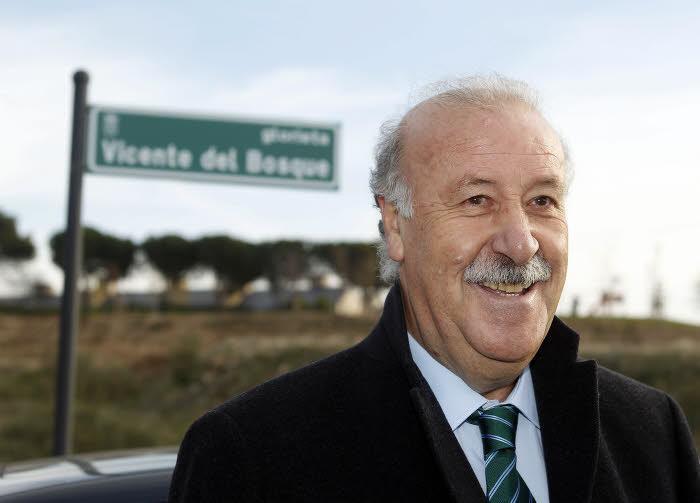 Vincente Del Bosque, Espagne