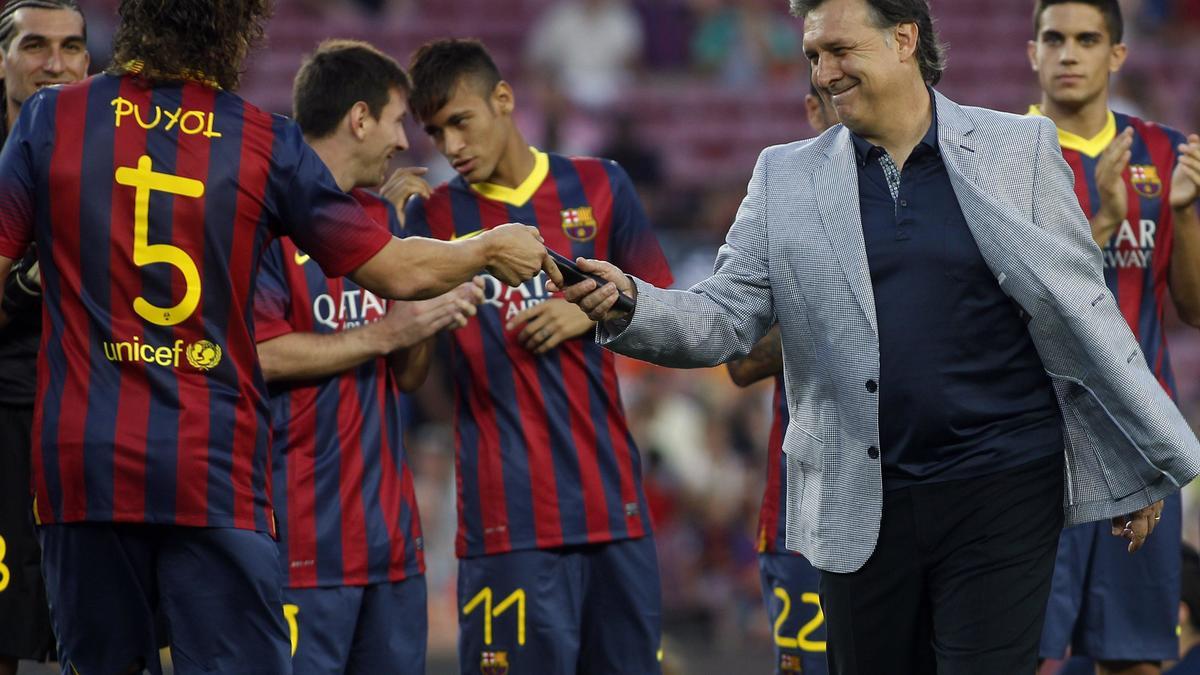 Barcelone : Les trois joueurs pistés par Martino !