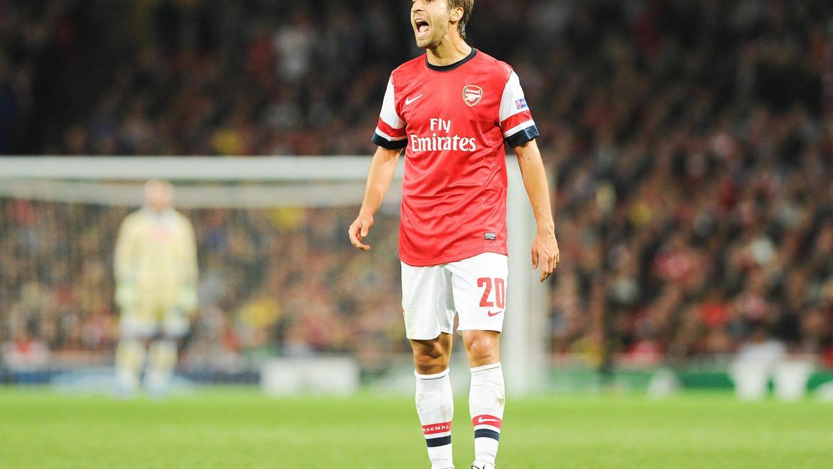 Mathieu Flamini, Arsenal