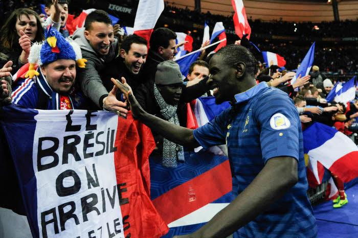 Supporters France