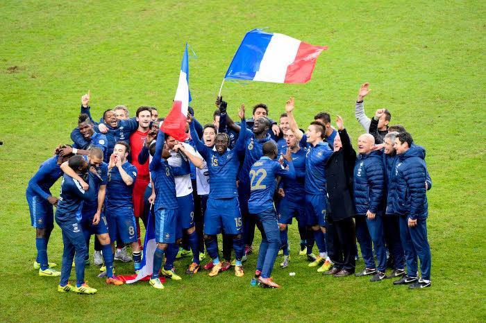 Les Bleus iront au Brésil !