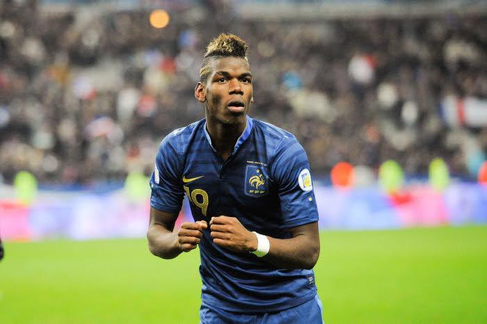 Pogba : Peut-être le plus grand espoir français. L'avenir passe par lui.