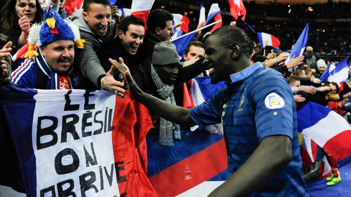 Mamadou Sakho, équipe de France