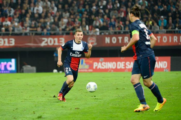PSG - Digne : «Je n'ai pas peur d'Ibrahimovic»