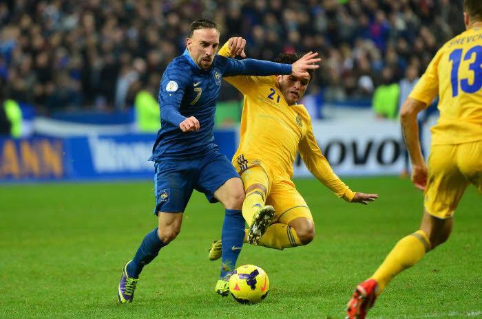 Franck Ribéry, équipe de France