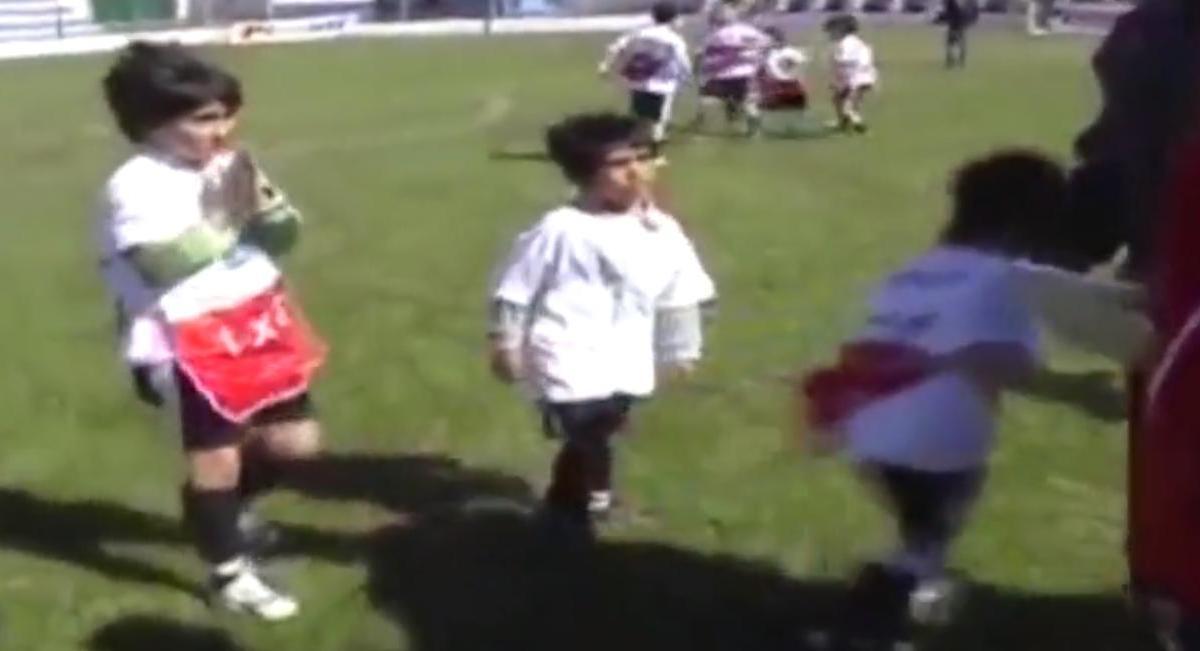 Le nouveau Messi en action (vidéo)
