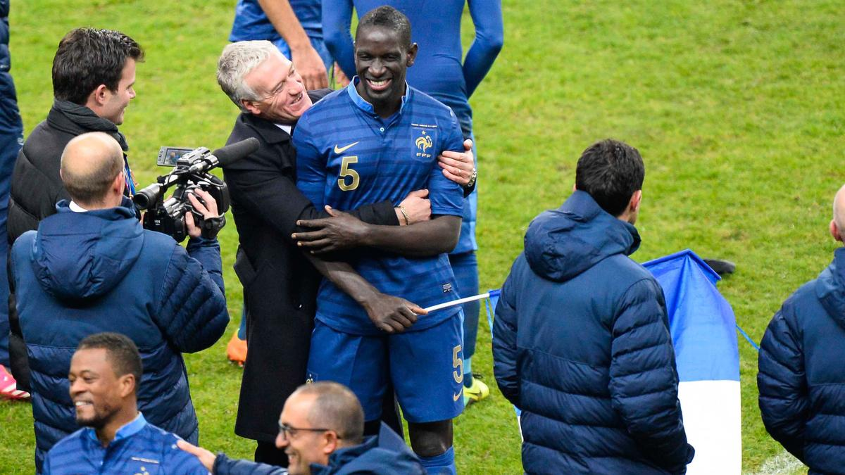 Deschamps - Sakho