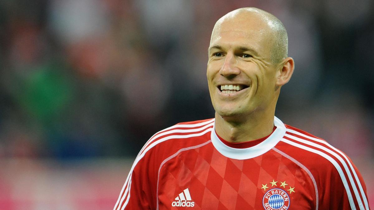 Arjen Robben , Bayern Munich