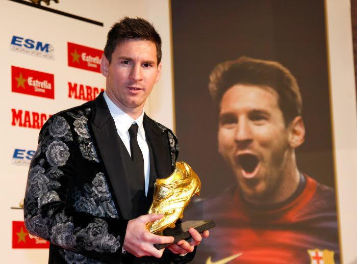 Messi : «Beaucoup de clubs se sont intéressés à moi»