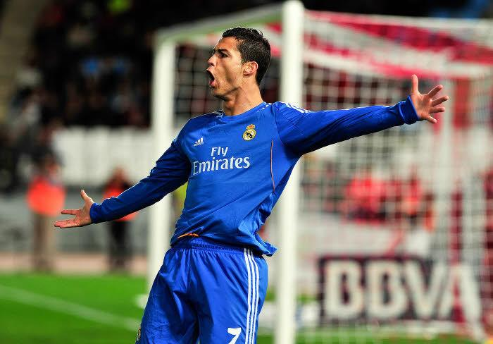 Nouveau record pour Cristiano Ronaldo !