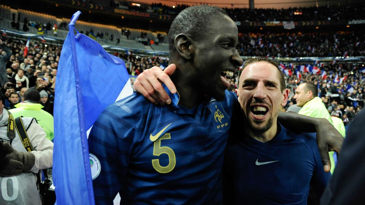 Mamadou Sakho - Franck Ribéry