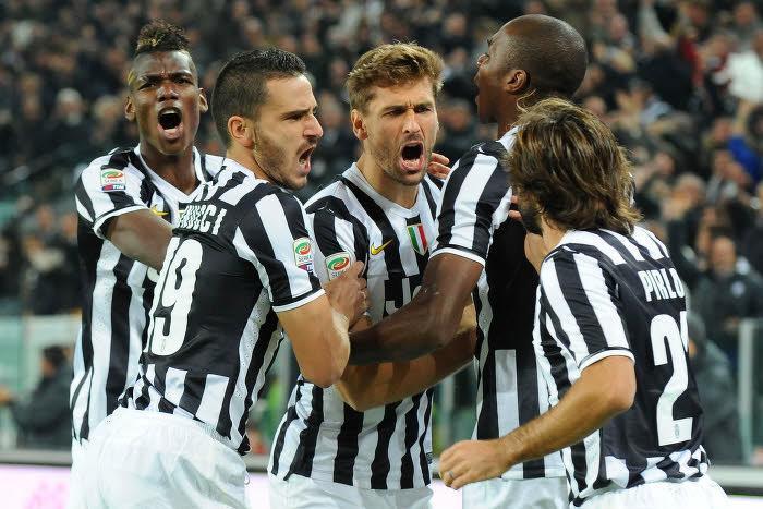 La Juventus met la pression !