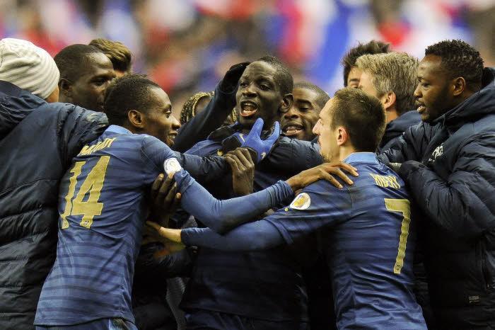 Équipe de France - Sakho : «Je me suis préparé pour la guerre»
