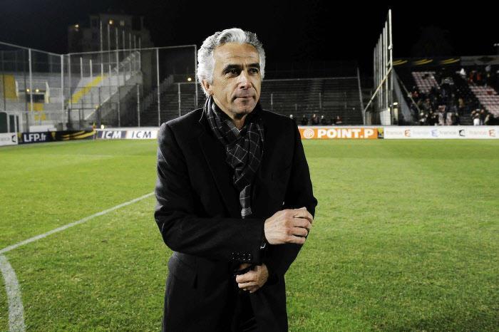 OGC Nice/ASSE - Rivère : «Les Stéphanois ont été bien accueillis»