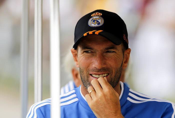 Ronaldo : «Zidane entraîneur ? Un grand destin l'attend»