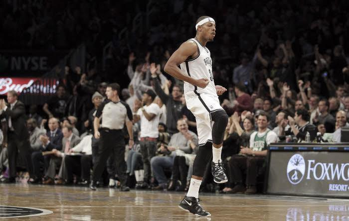 Paul Pierce, Brooklyn