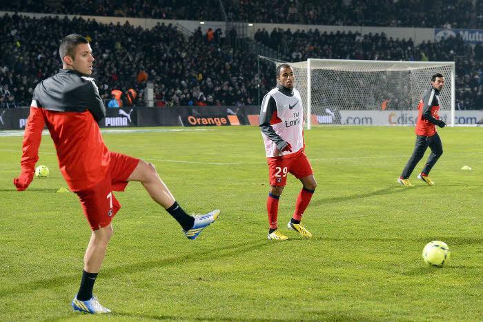 Menez, Lucas, PSG