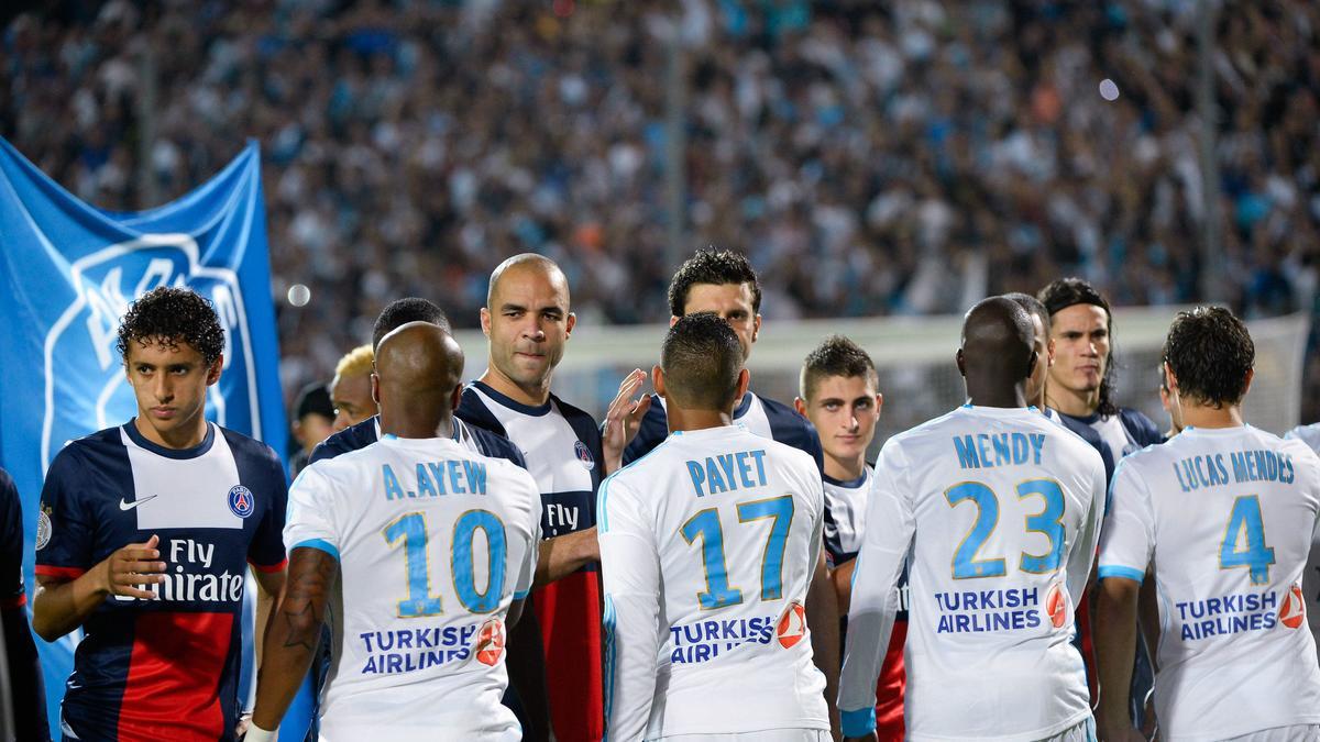 PSG/OM : «Pour l'OM, c'est comme un match de C1 contre le Barça»