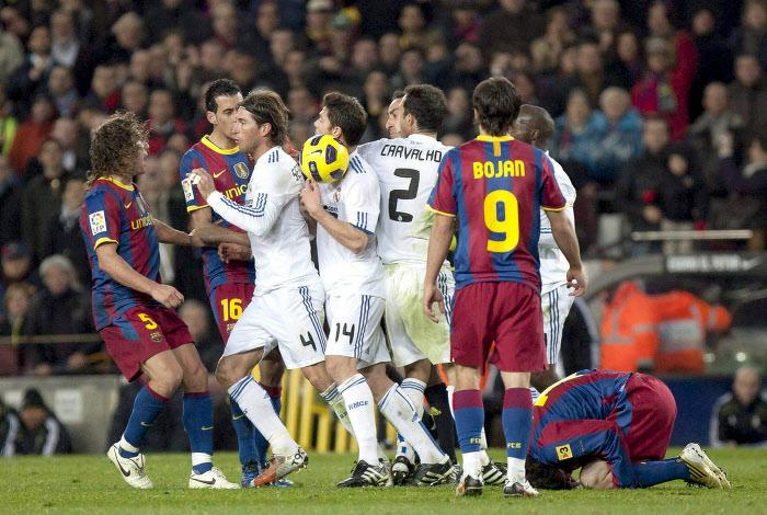 Sergio Ramos évoque les tensions entre Madrilènes et Barcelonais