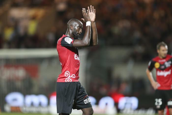 Mustapha Yatabaré, EA Guingamp