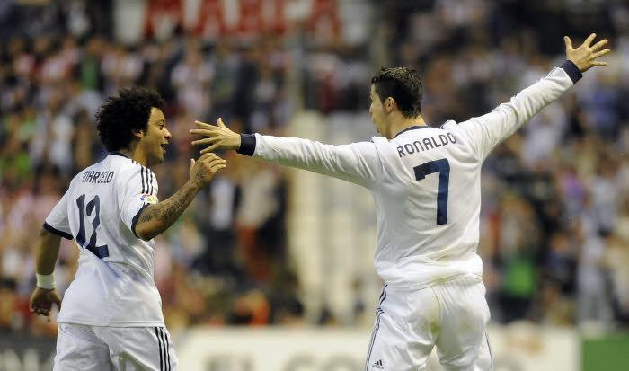 Marcelo & Cristiano Ronaldo