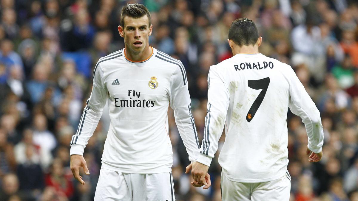 Gareth Bale & Cristiano Ronaldo, Real Madrid